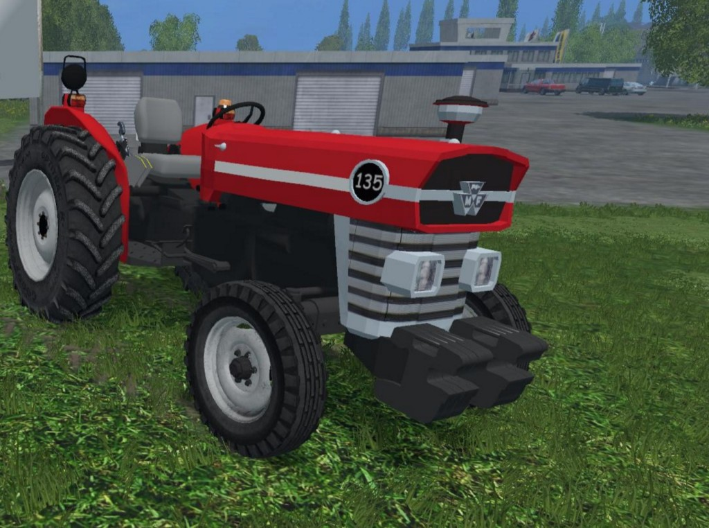 Tractor Massey Ferguson 135 De Vanzare - In situ metallography as