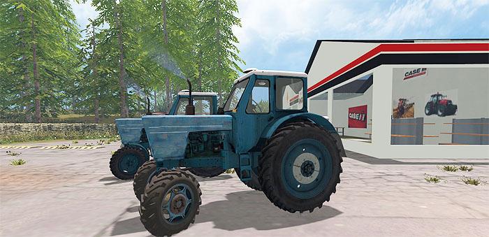 MTZ 50 And 52 Belarus Mod