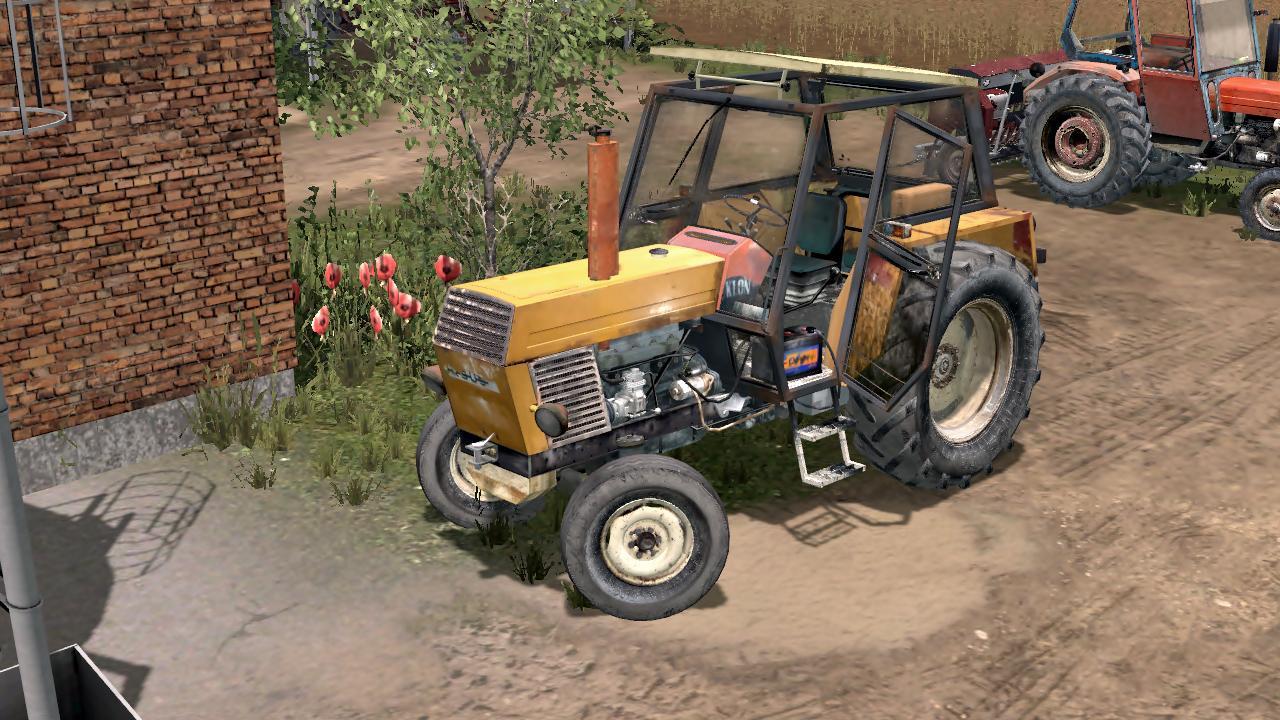 Ursus C 385 V1 0 Tractor Farming Simulator 2019 2017
