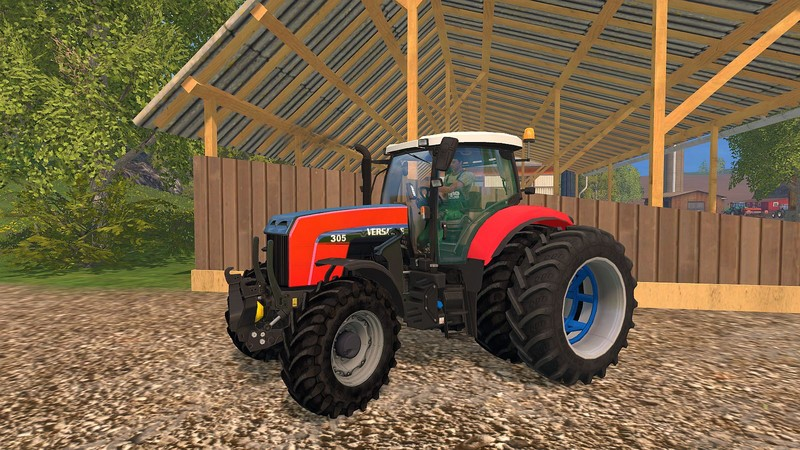 Versatile 305 V 1 0 Tractor Farming Simulator 2017
