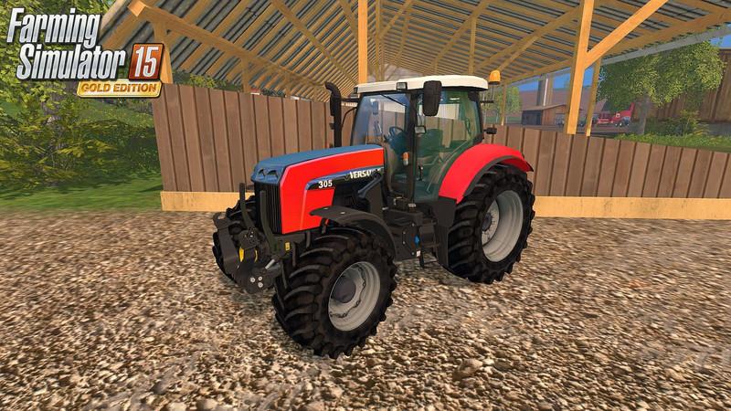 Versatile 305 V 1 0 Tractor Farming Simulator 2019