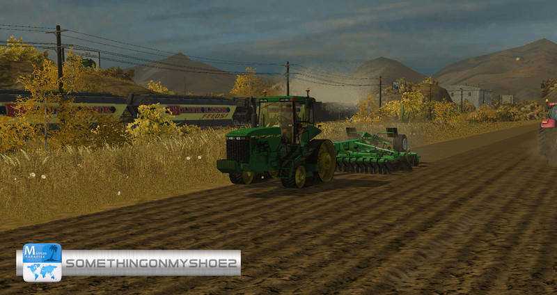 American Outback V Gold FS Farming Simulator - Fs 17 us map