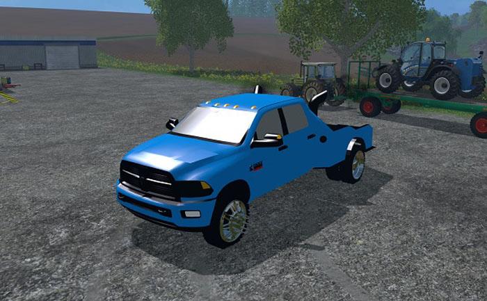 Fs  Dodge Ram Service Car Mod