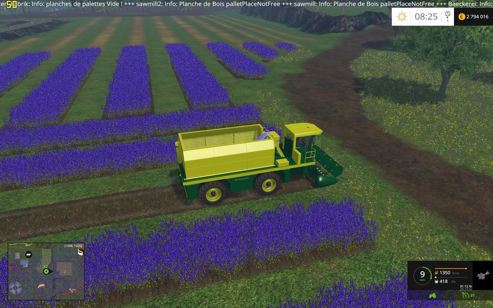 elevages et cultures v2 map farming simulator 2019 2017 2015 mod. Black Bedroom Furniture Sets. Home Design Ideas