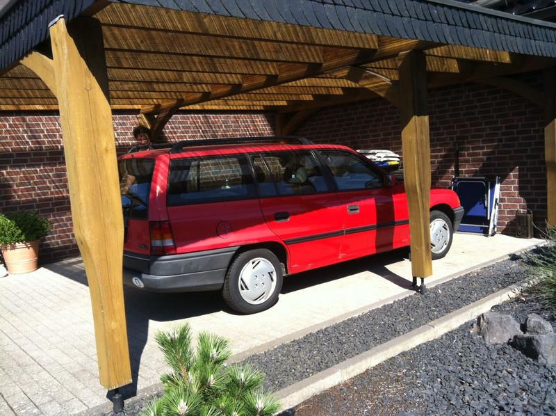 Opel Astra F Caravan 1 7 TD Club V 4 0 Update FS15 - Farming