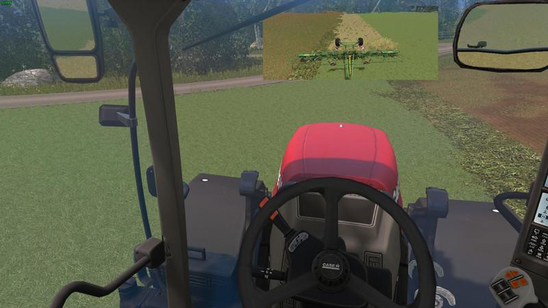 REAR VIEW CAMERA V1 FS 2015 - Farming simulator 2019 / 2017