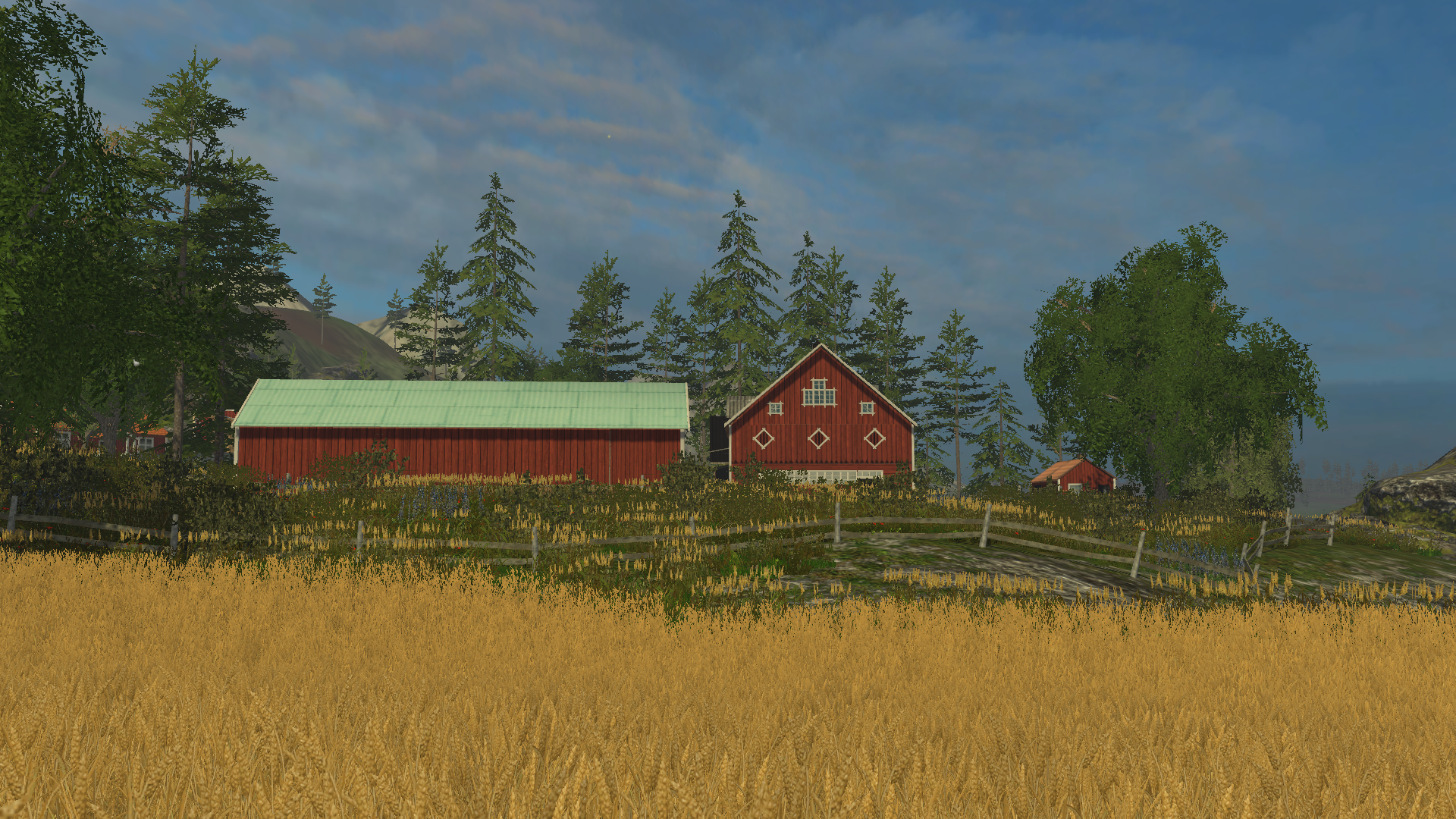 SOUTHWESTNORWAY MAP V FS Farming Simulator - Norway map farming simulator 2015