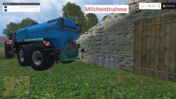 Stall placeable with manure V 1.0 FS15 (15)