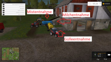 Stall placeable with manure V 1.0 FS15 (18)