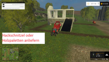 Stall placeable with manure V 1.0 FS15 (2)