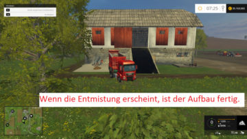 Stall placeable with manure V 1.0 FS15 (21)