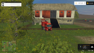 Stall placeable with manure V 1.0 FS15 (4)