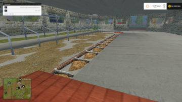Stall placeable with manure V 1.0 FS15 (5)