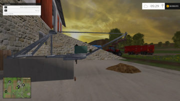 Stall placeable with manure V 1.0 FS15 (6)