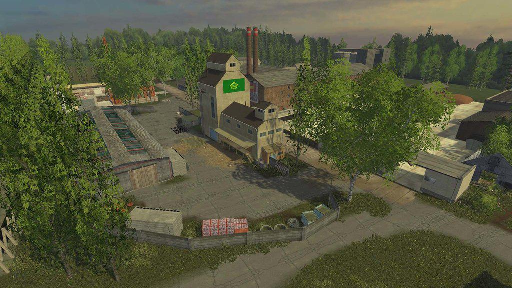 THÜRINGER OBERLAND 1988 MAP LS 15 Farming simulator 19