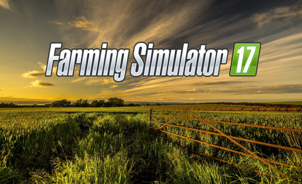 The release of Farming Simulator 17 is declared! Compatible with PC, PS4, Xbox One