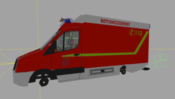 VW Crafter RTW texture V 1.1 Mod (1)