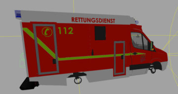 VW Crafter RTW texture V 1.1 Mod (2)