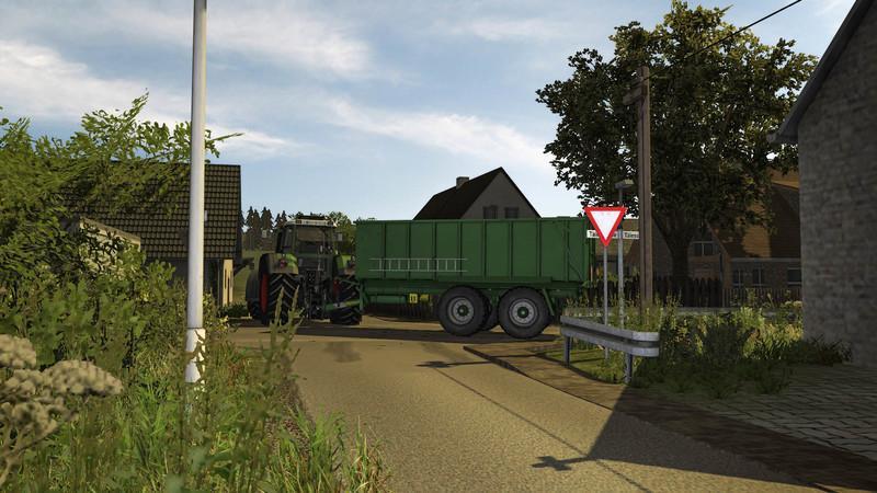 WANGEN RELOADED MAP V 20 FS15 MAP Farming simulator 2017 2015