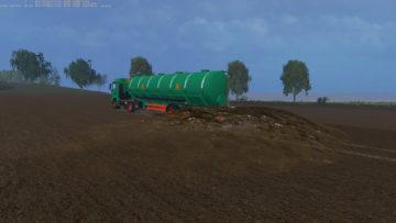 Aguas Tenias Tank Truck 45L V 1.0 FS15 (1)