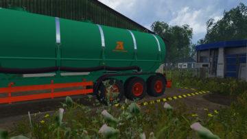Aguas Tenias Tank Truck 45L V 1.0 FS15 (10)