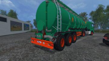 Aguas Tenias Tank Truck 45L V 1.0 FS15 (11)