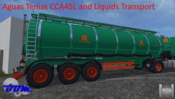 Aguas Tenias Tank Truck 45L V 1.0 FS15 (12)
