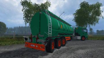 Aguas Tenias Tank Truck 45L V 1.0 FS15 (2)