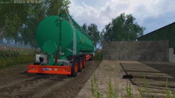 Aguas Tenias Tank Truck 45L V 1.0 FS15 (4)
