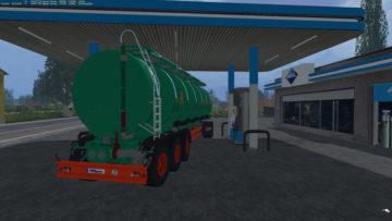 Aguas Tenias Tank Truck 45L V 1.0 FS15 (8)