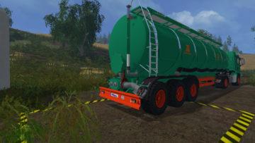 Aguas Tenias Tank Truck 45L V 1.0 FS15 (9)