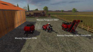 BIG MODS PACK V8 MASSEY FERGUSON PACK V1 FS 15 (1)