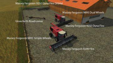 BIG MODS PACK V8 MASSEY FERGUSON PACK V1 FS 15 (2)
