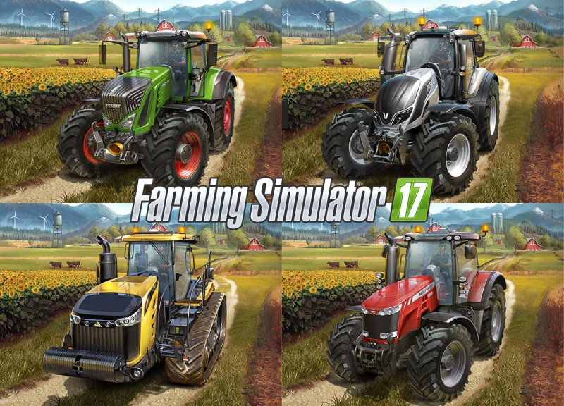 FARMING SIMULATOR 17 AVAILABLE FOR PRE-ORDER!!!