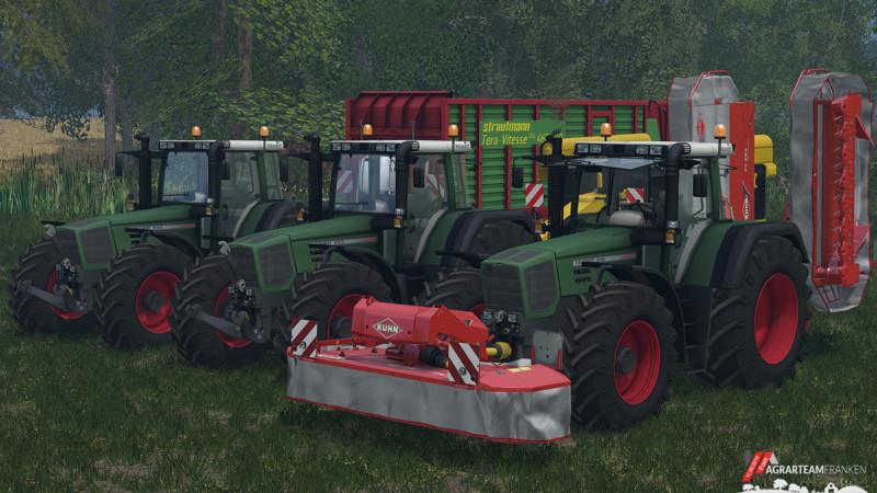 Fendt Favorit 800 Pack V 1 0 FS2015 - Farming simulator 2019