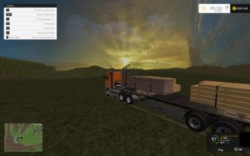 Fliegl Universal Semitrailer autoload V 1.3 Trailer (3)