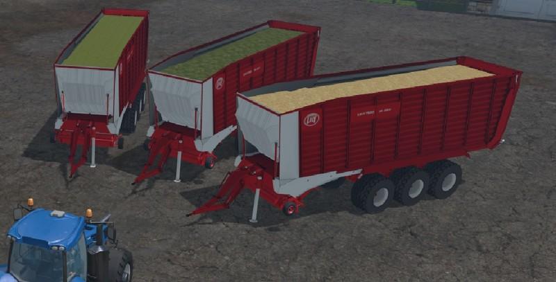 Virtual Farmer Mods