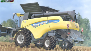 New Holland CR9.90 40 Years Edition V 1.2 Combine (1)