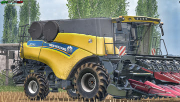 New Holland CR9.90 40 Years Edition V 1.2 Combine (2)