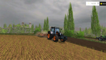 New Holland T6 GoEdition V 1.1 FS15 (1)