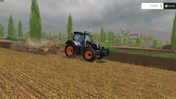 New Holland T6 GoEdition V 1.1 FS15 (4)