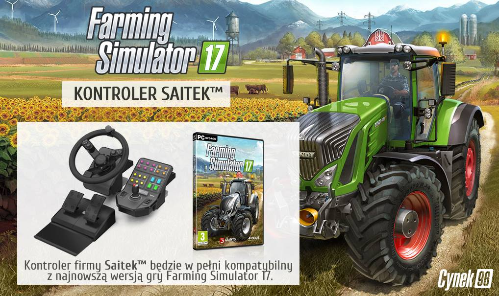 Saitek™ for Farming Simulator 17