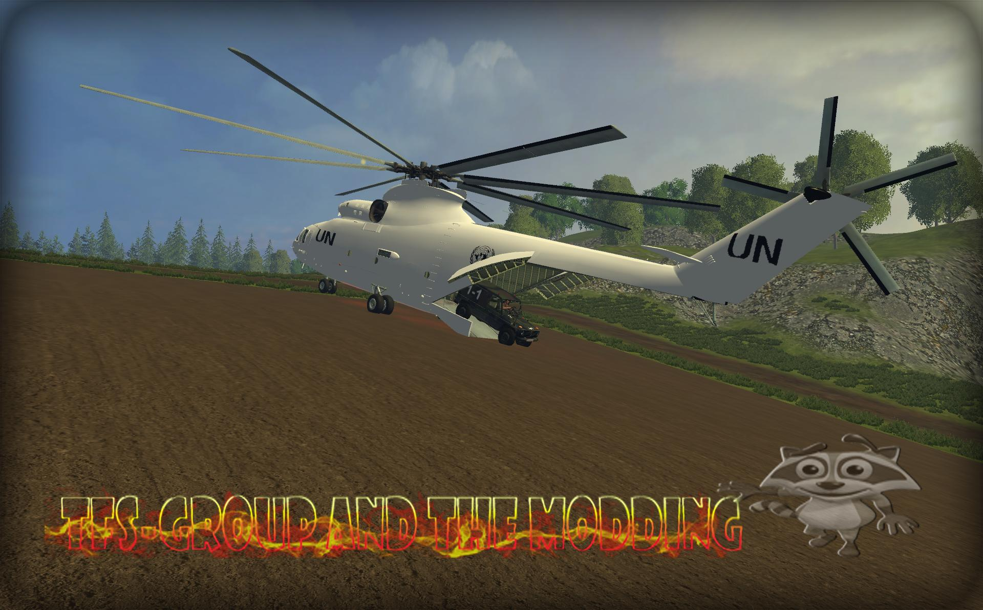 farming simulator 2015 helicopter mod download