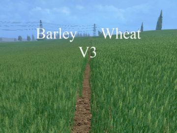 Weizen Textur von Gerste und Raps V 3.0 LS15 (13)