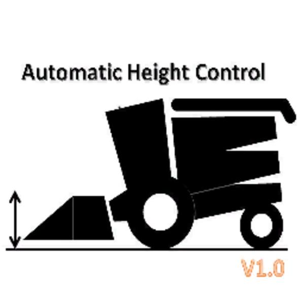 AUTOMATIC HEIGHT CONTROL EDIT V1.0 FS15
