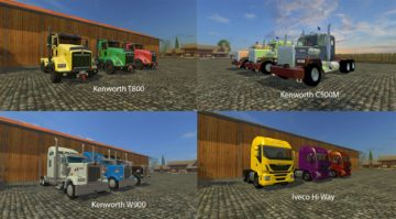 BIG MODS PACK V20 TRUCKS PACK V1 FS 2015 (1)