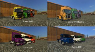 BIG MODS PACK V20 TRUCKS PACK V1 FS 2015 (2)