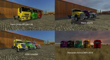 BIG MODS PACK V20 TRUCKS PACK V1 FS 2015 (3)