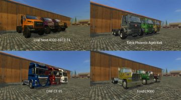 BIG MODS PACK V20 TRUCKS PACK V1 FS 2015 (4)
