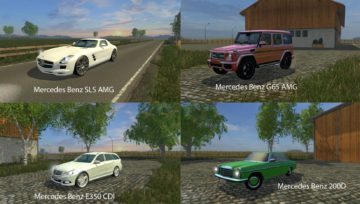 BIG MODS PACK V21 MERCEDES BENZ PACK V1 FS 2015 (2)